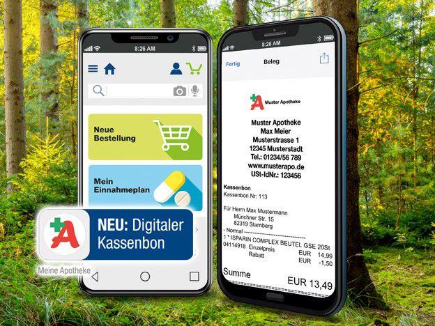 Unsere App fördert die Nachhaltigkeit