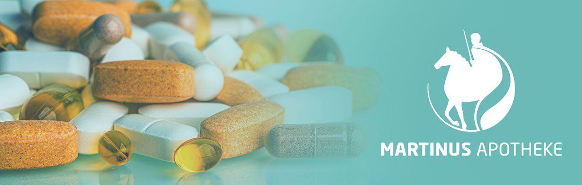 Tabletten im Panorama